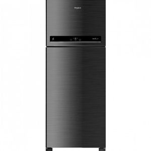 Whirlpool IF INV CNV 455 440 Ltrs 3 Star Frost Free Double Door Refrigerator (Steel Onyx)