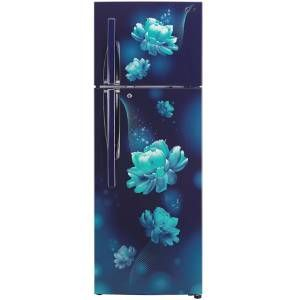 LG GL-T322RBCY 308 Ltrs 2 Star Frost Free Double Door Refrigerator (Blue Charm)