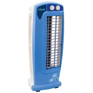 Cosmik 220V 3 Speed Tower Fan (Blue)