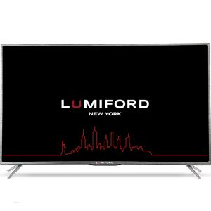 Lumiford 43LFSL3F8 43Inch (108cm) Full HD LED Android Smart TV (Black)
