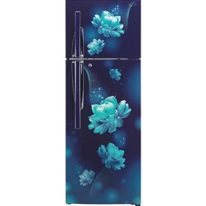 LG GL-T322RBC3 308 Ltrs 3 Star Frost Free Double Door Refrigerator (Blue Charm)