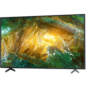 Sony KD-65X8000H 65Inch (164cm) 4K LED Android Smart TV (Black)
