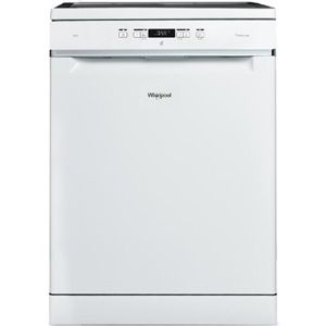 Whirlpool Power Clean WFC3C24PF 14 Place Dishwasher (White)