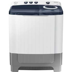 Samsung WT80R4200LG/TL TL 8.0 Kg Semi Automatic Top Load Washing Machine (Light Gray)