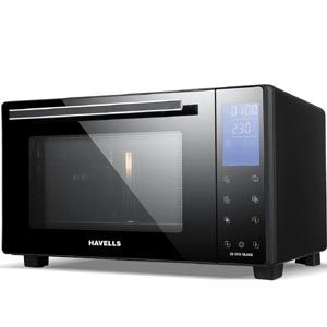 Havells Digi GHCOTCDK150 28 Ltrs Oven Toaster Grill (Black)