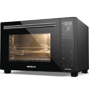 Havells Digi GHCOTCEK170 35 Ltrs Oven Toaster Grill (Black)