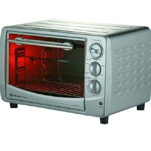 Bajaj 2800 TMCSS 28 Ltrs Oven Toaster Grill (Silver)