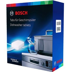 Bosch 5-in-1 Dishwasher Tablets (35 Tablets) Dishwashing Detergent  (700 g) 17001311