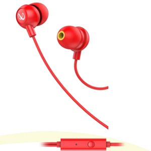 Infinity Wynd 220 Wired In-Ear Earphone (Red)