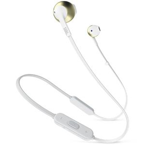 JBL T205BT Wireless In-Ear Earphone (Gold)
