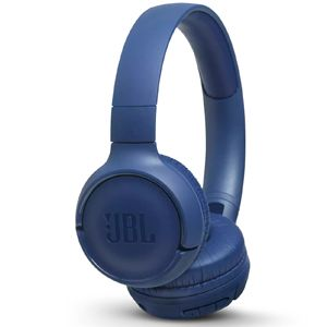 JBL Tune 500BT Wireless On-Ear Headphone (Blue)