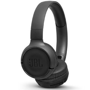 JBL Tune 500BT Wireless On-Ear Headphone (Black)