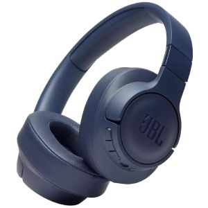JBL Tune 750BTNC Wireless On-Ear Headphone (Blue)