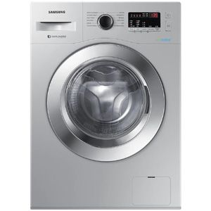 Samsung WW66R22EK0S/TL TL 6.5 Kg Fully Automatic Front Load Washing Machine (Silver)