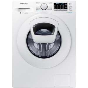 Samsung WW70K54E0YW/TL TL 7.0 Kg Fully Automatic Front Load Washing Machine (White)