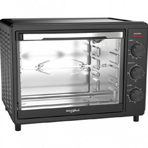 Whirlpool  Magicook  30 Ltrs Oven Toaster Grill (Black)