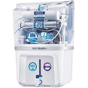 Kent Grand+ RO 9 Ltrs Water Purifier (White)