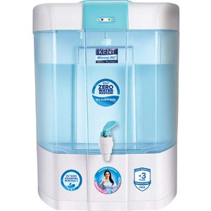 Kent Pearl RO+UV+UF+TDS 8 Ltrs Water Purifier (White)