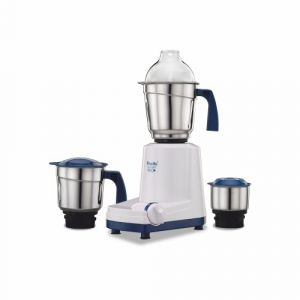 Preethi Eco Chef Neo MG 199 3Jar Mixer Grinder (White)